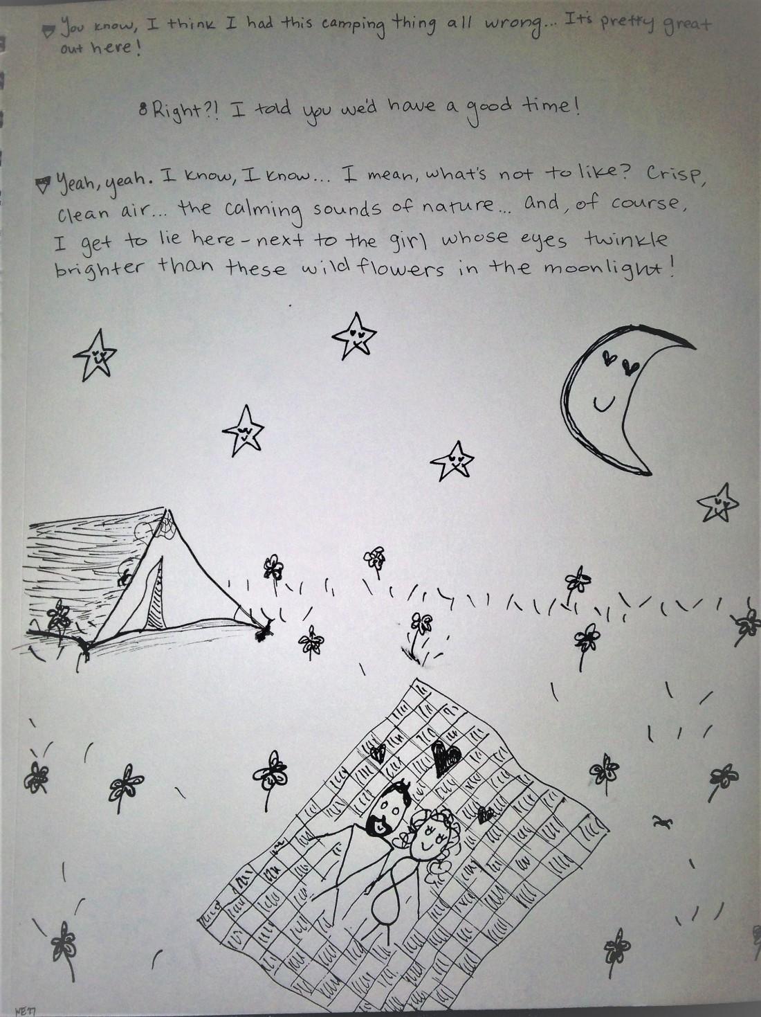 camping pt 1 panel 1